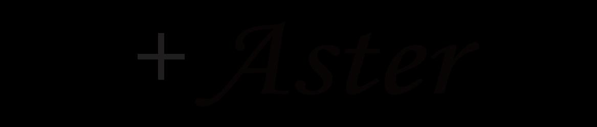+Aster|ジュエリー|キュービックジルコニア|オリジナルカット